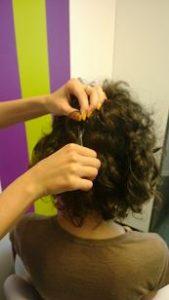 Analiza Pierwiastkowa Włosa - pobranie próbek